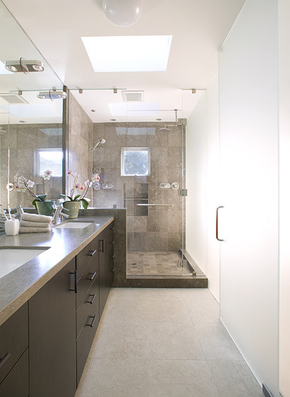 The Majority Of The Home Owners Surveyed Say They Prefer Glass Shower  Enclosures And Frameless Glass. Glass Block Is U201cout,u201d According To The  Report.